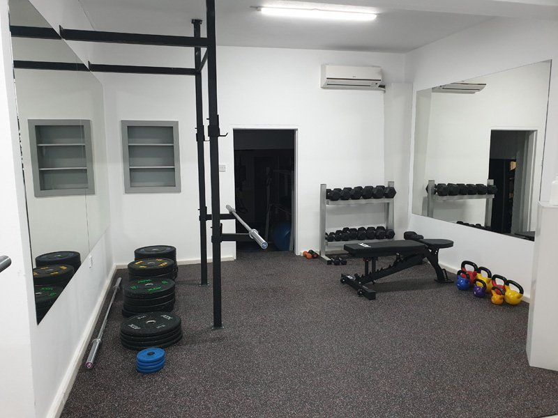 SciFitLab sport and health centre in Cyprus