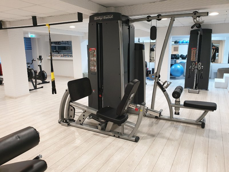 Gym SciFitLab sport and health centre in Cyprus
